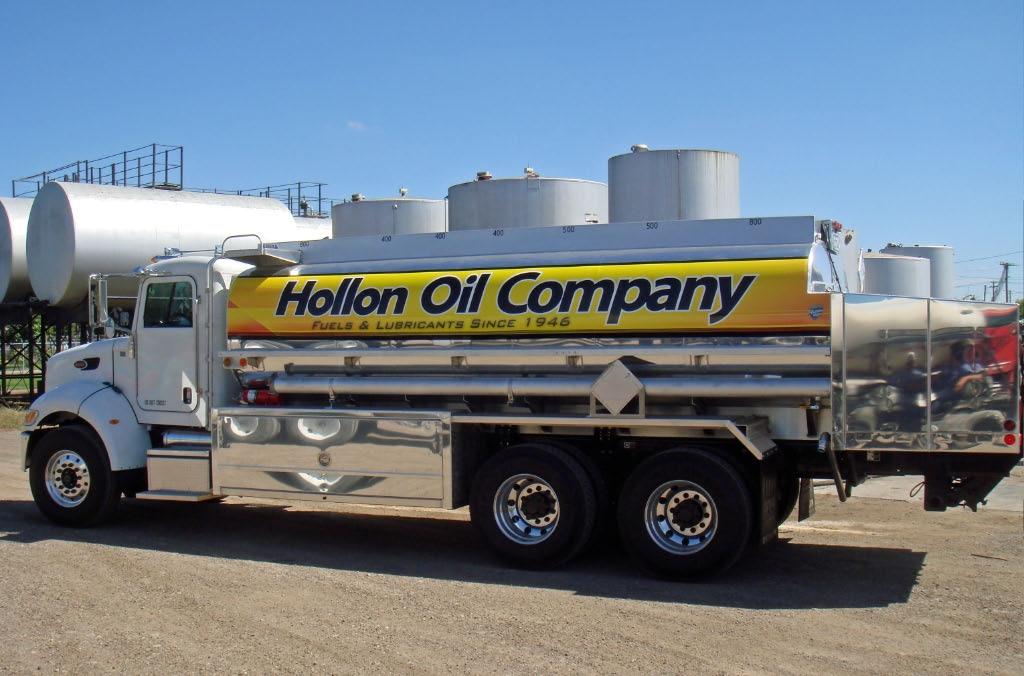 Hollon oil motor carrier information for Motor carrier identification report